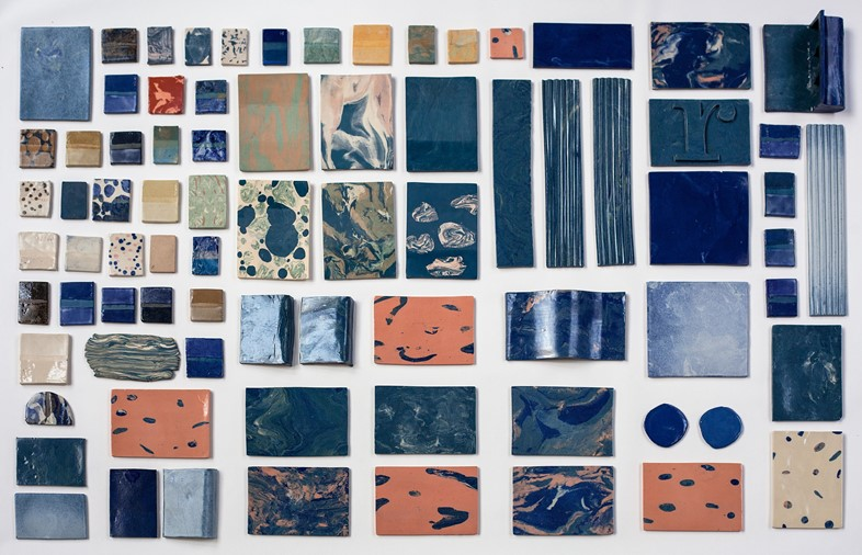Clay Station, Tile Tests, courtesy of Assemble (3)