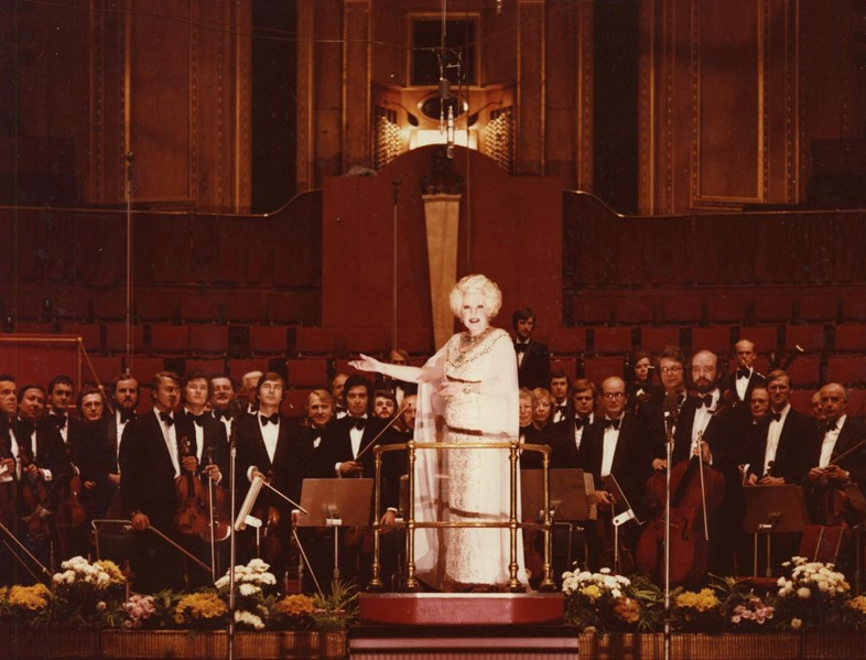 With Royal Philharmonic Orchestra 1973 (EH)1