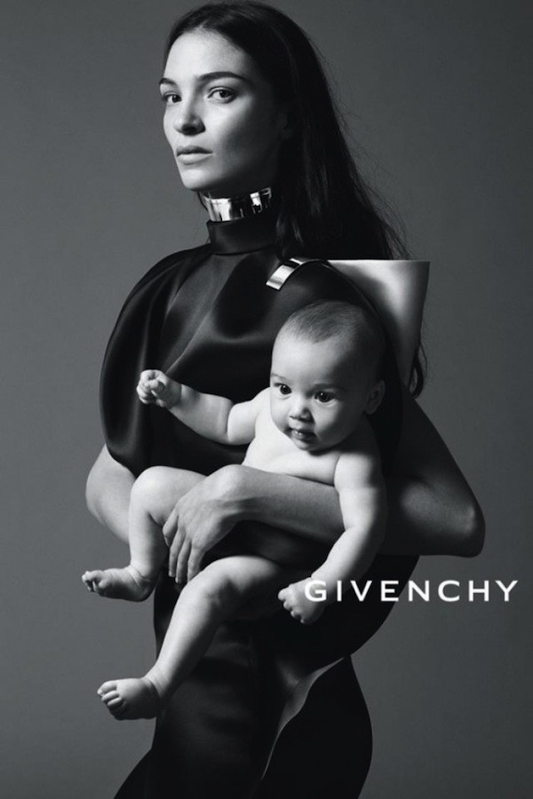 Givenchy S/S13 shot by Mert & Marcus