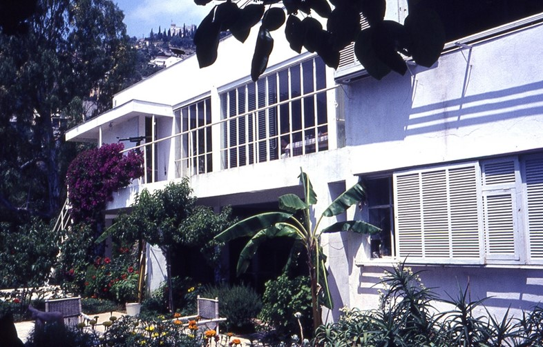 Eileen Gray's E-1027 house, South of France