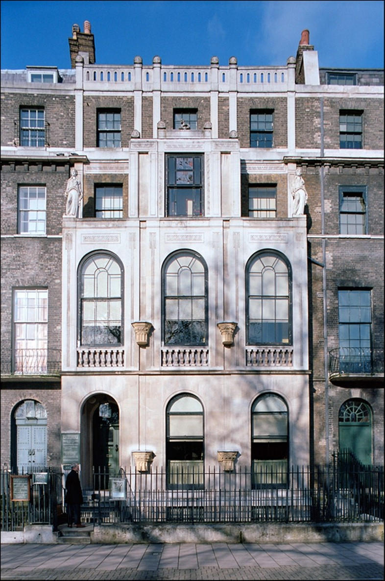 Sir John Soane's House and Museum, 13 Lincoln's Inn Fields,