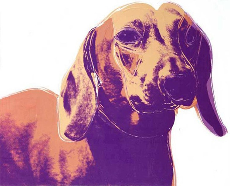 Archie, 1976 by Andy Warhol