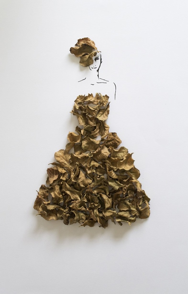 From Fashion in Leaves by Tang Chiew Ling