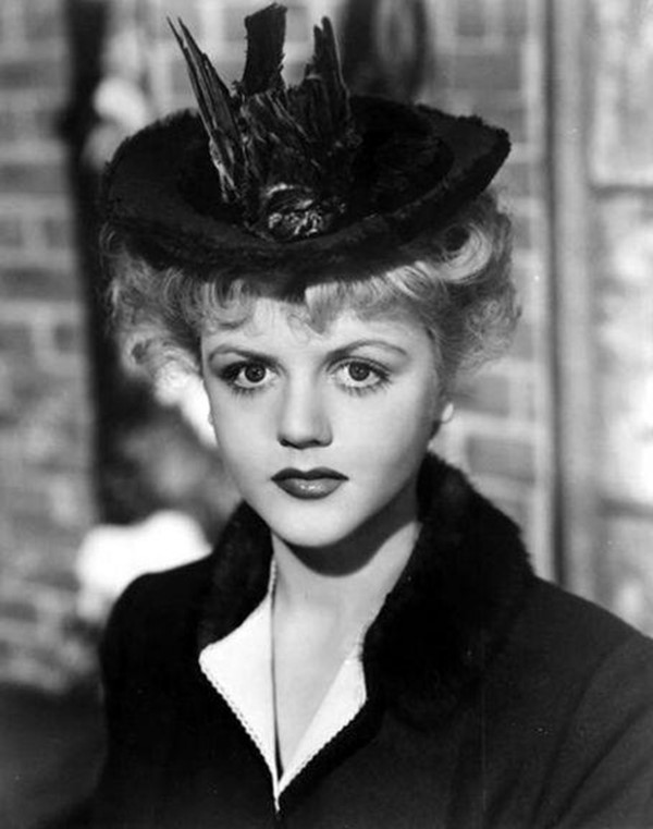 Angela Lansbury in The Picture of Dorian Grey, 1945