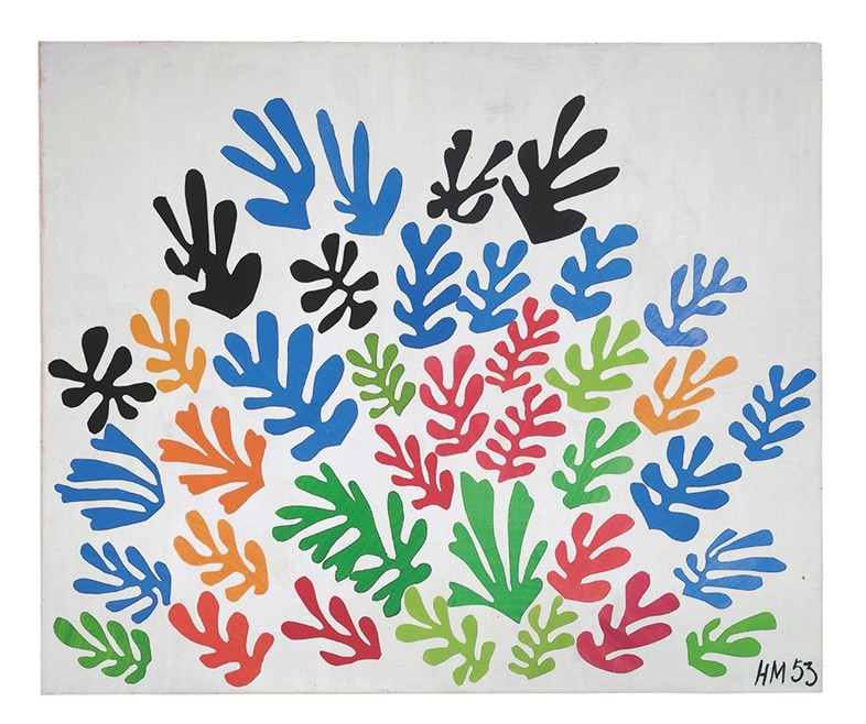 Henri Matisse, The Sheaf, 1953