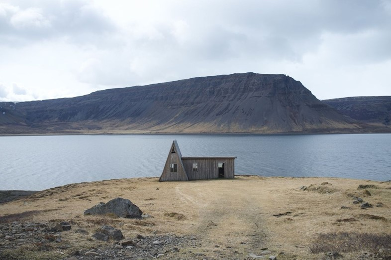 Abandoned hut in Westfjords, Iceland, contributed by Roadsid