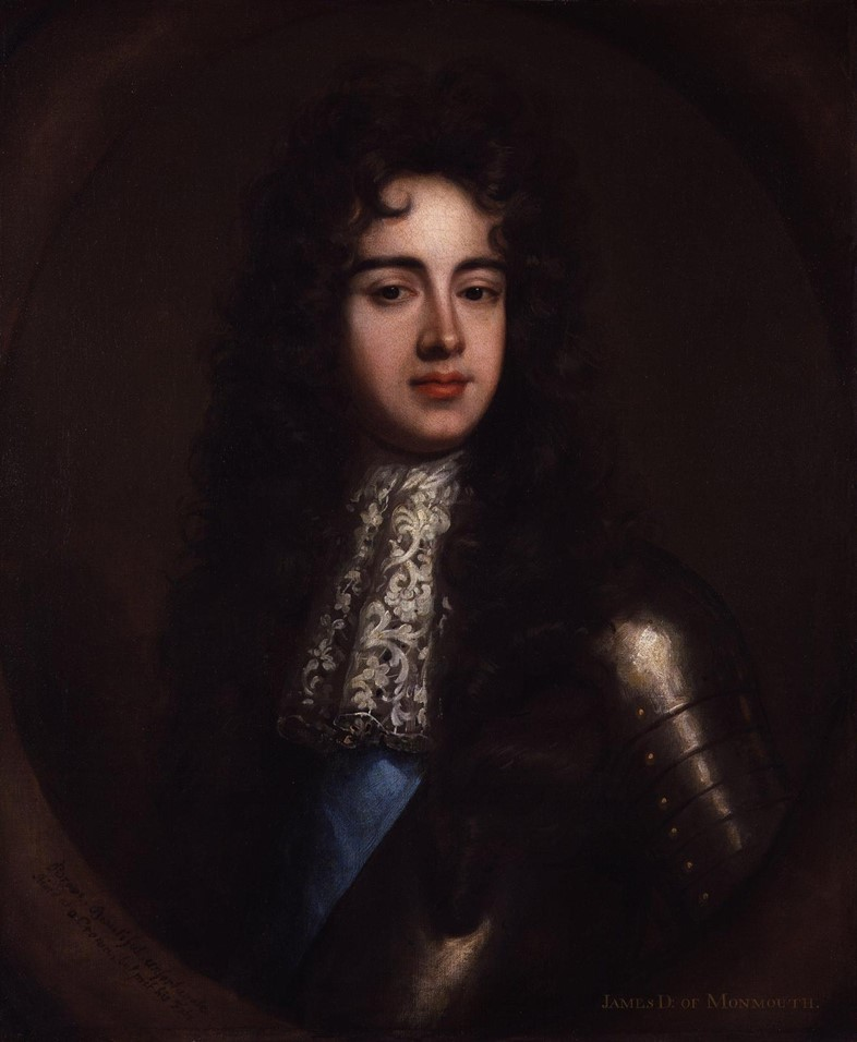 The Duke of Monmouth and Buccleuch by William Wissing