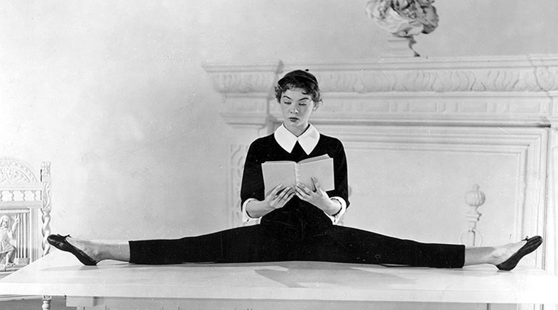 Leslie Caron in An American in Paris