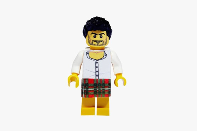 Marc Jacobs in Lego