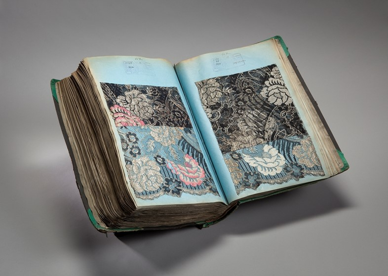 Lace pattern books