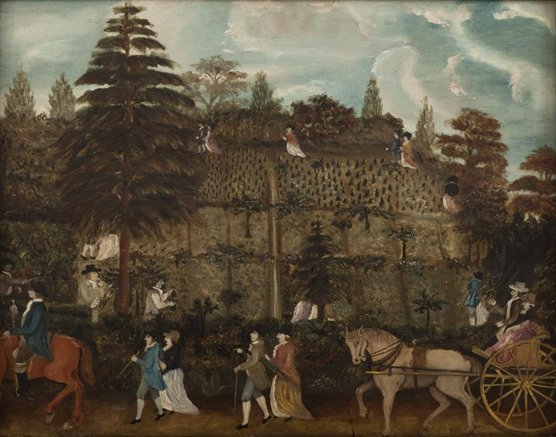 Unknown, Country Procession, c.1790