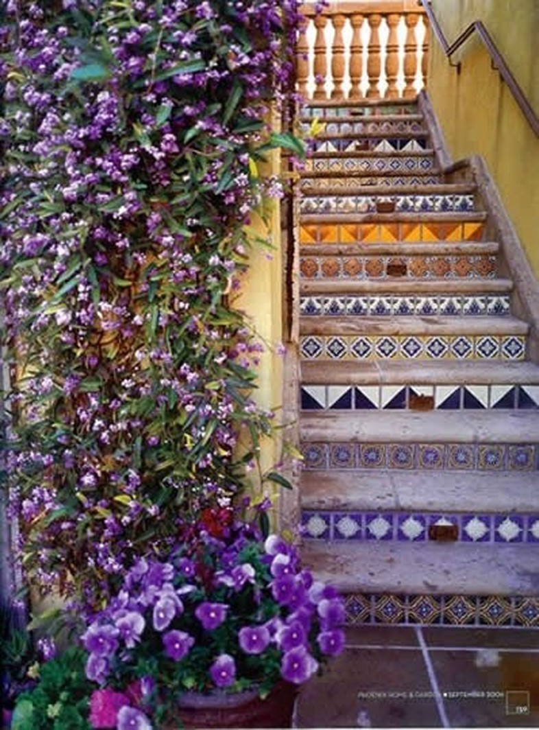Mexican steps