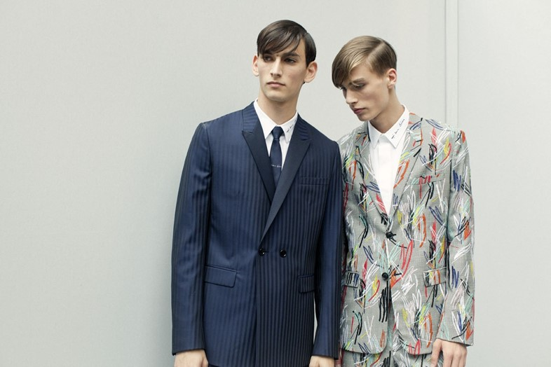 Dior Homme's Kris Van Assche on Traditions and Tailoring ...