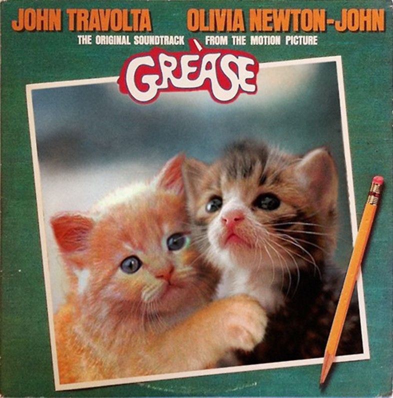 Squees (with John Tabbyolta and Olivia Mewton John)