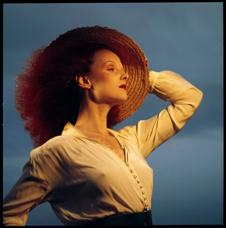 Grace Coddington, 1973