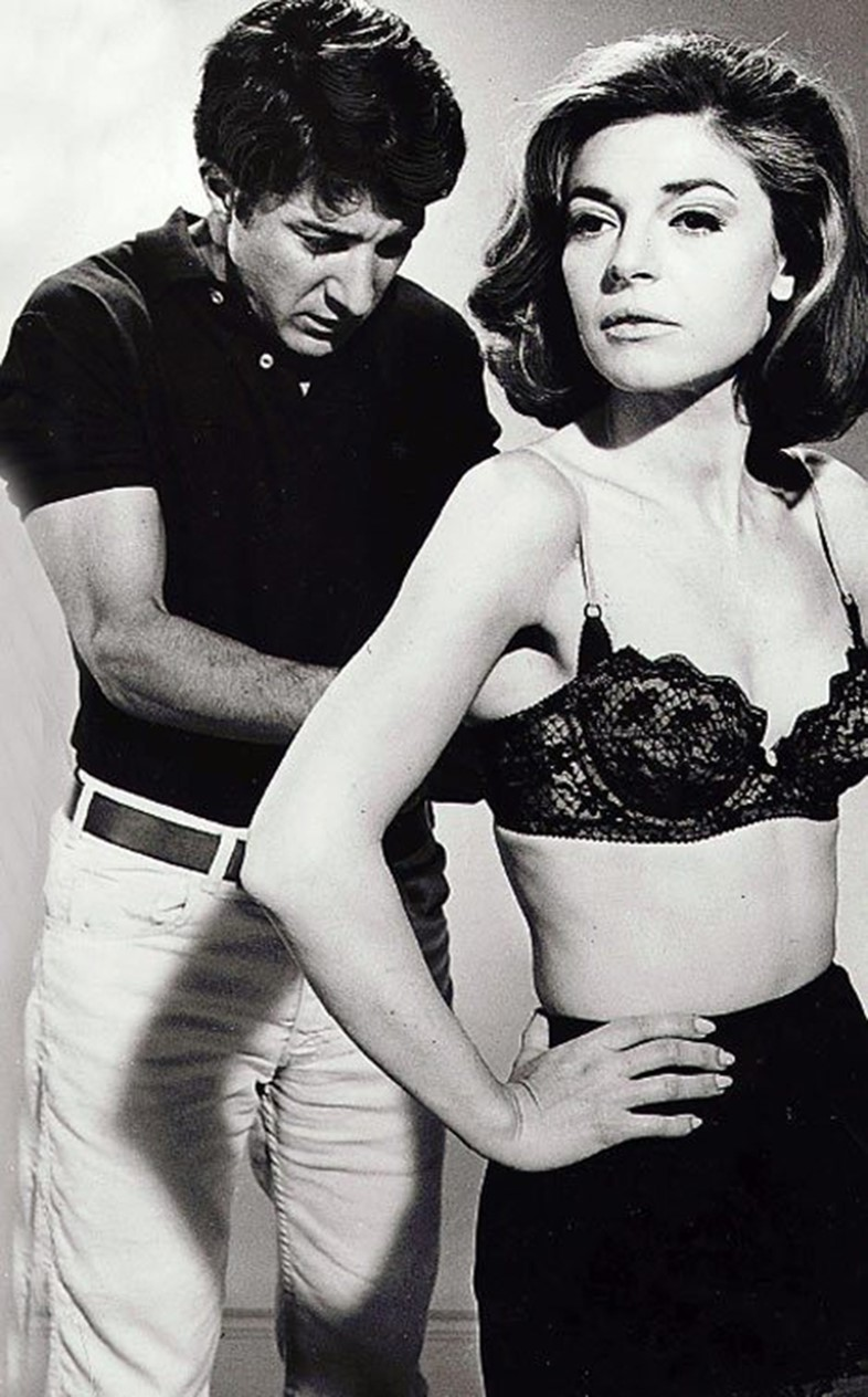 Still from The Graduate