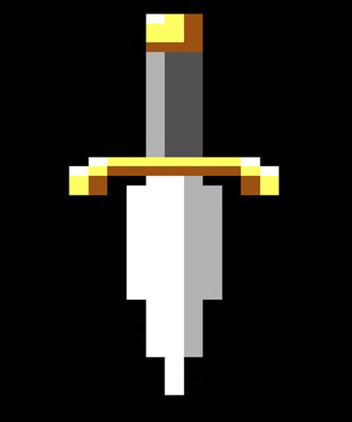 Inventory Items: Dagger