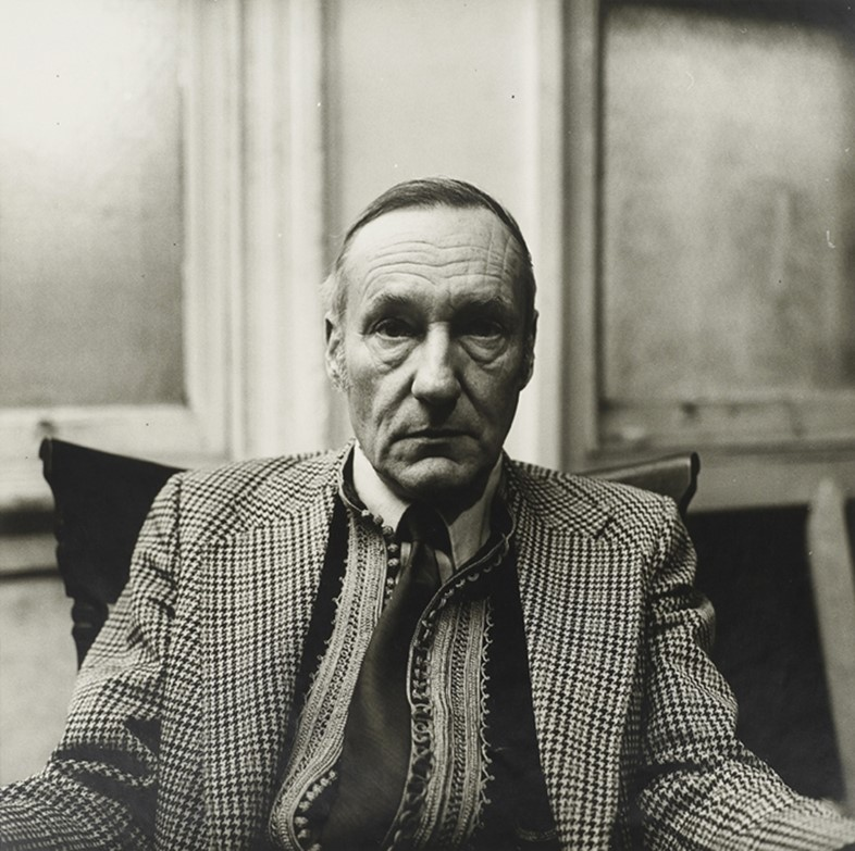 William Burroughs (II), 1975