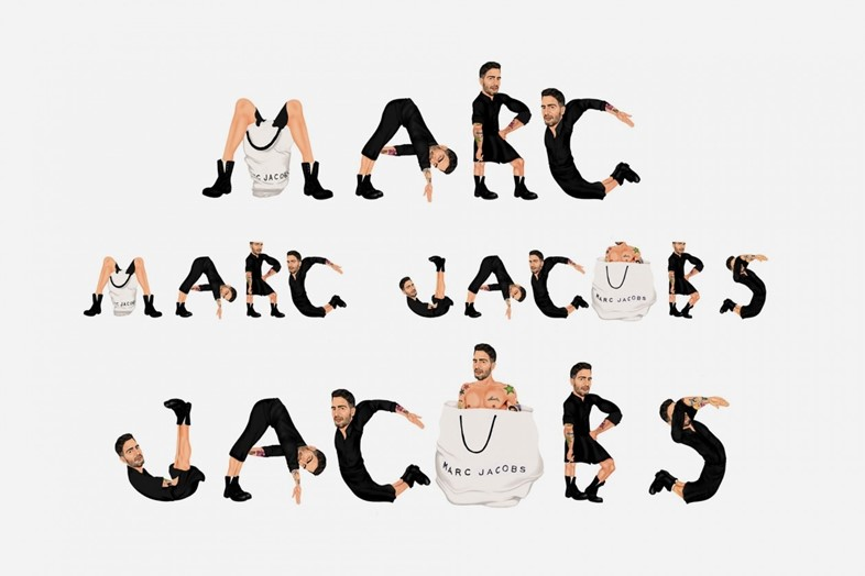 Marc Jacobs by Mike Frederiqo