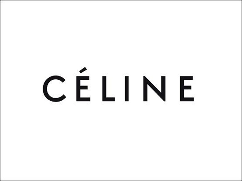 Céline logo by Peter Miles