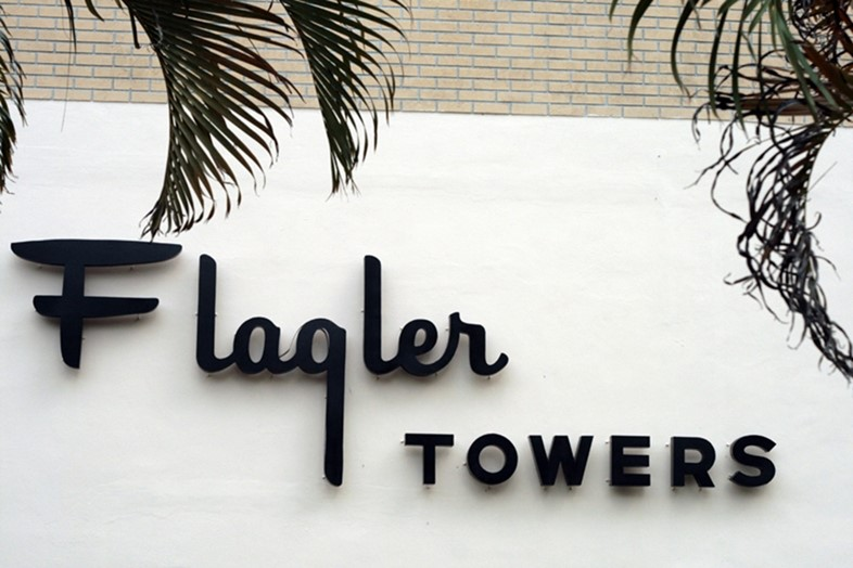 Flager Towers, Palm Beach