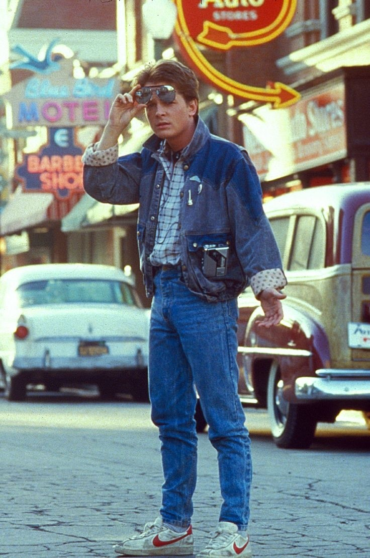 Marty McFly, Back to the Future