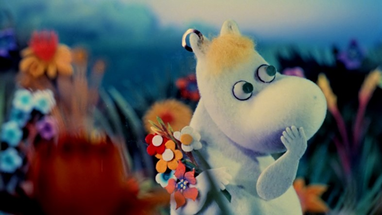 Still from Moomin and Midsummer Madness