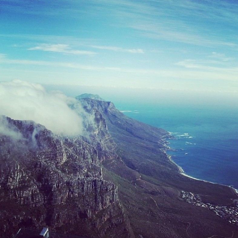 Cape Town by @annacfreemantle