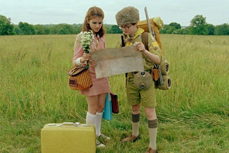 Scout Rucksack in Moonrise Kingdom, 2012