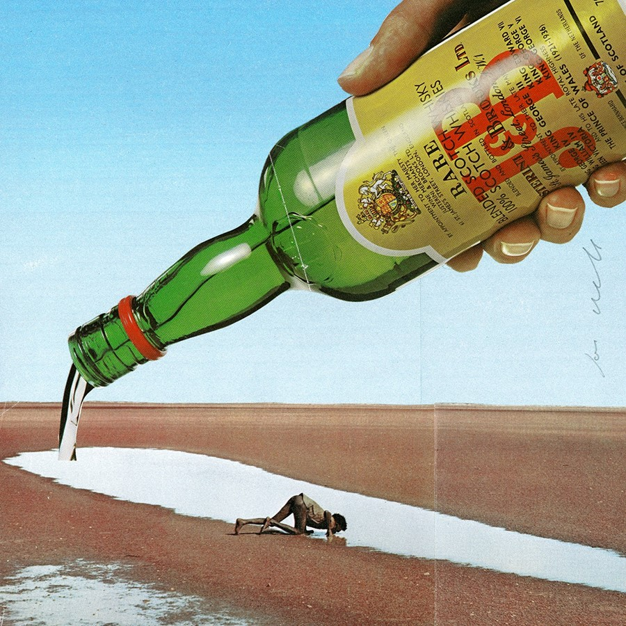 Joe Webb, Thirst