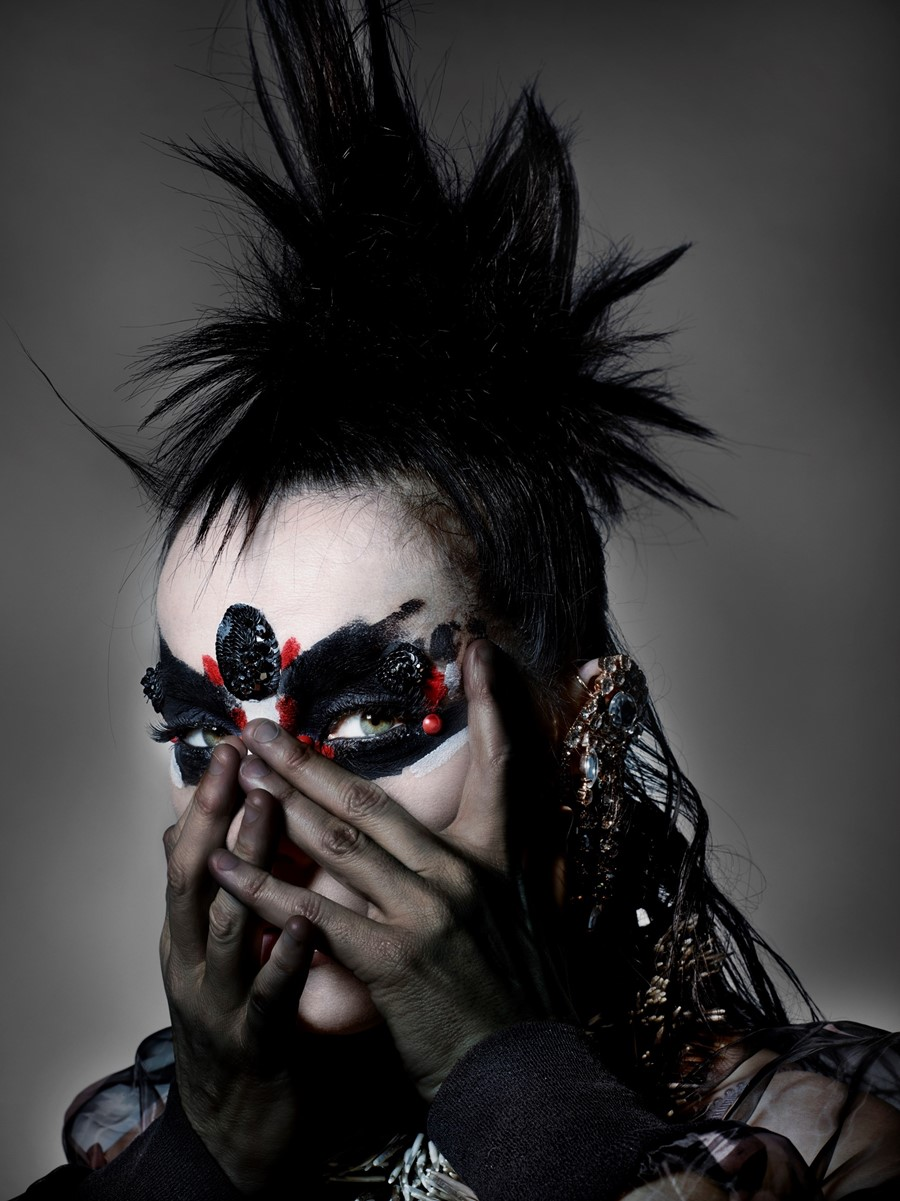 The Full Shoot Bj 246 Rk By Nick Knight And Katy England