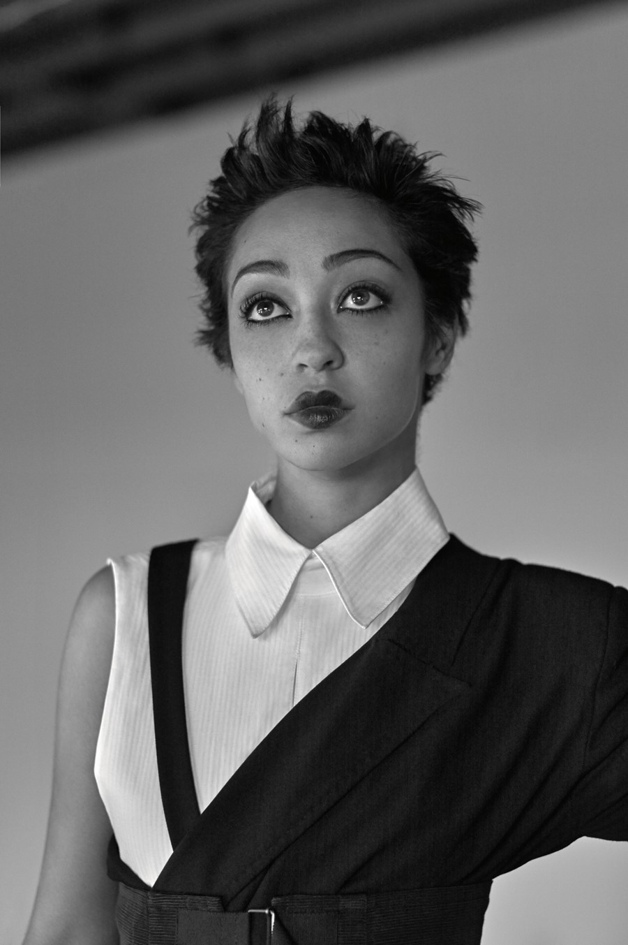 Ruth Negga Is Met Best Dressed 2017 Lainey: The Full Story: Ruth Negga For AnOther Magazine S/S17