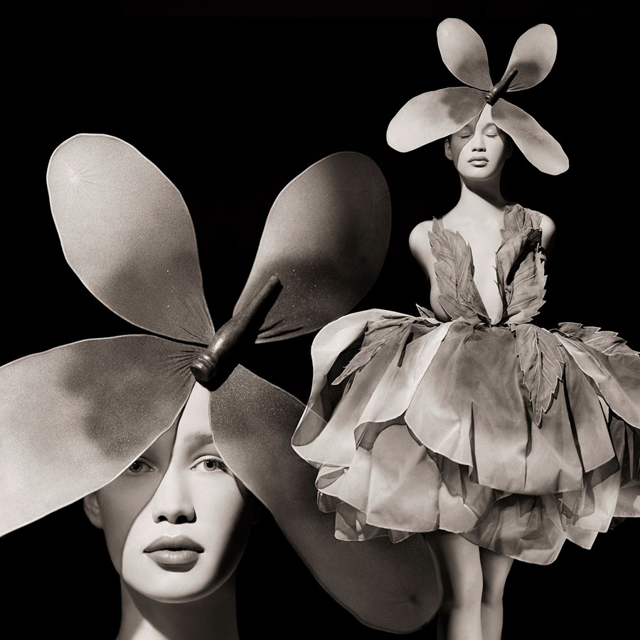 Anitta,-Flower-Gown,-The-Surreal-Thing,-Series,-Ne