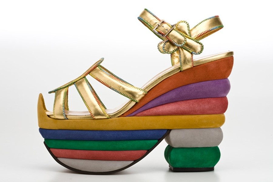 buy cheap geniue stockist FERRAGAMO'S CREATIONS Sandals buy cheap affordable outlet visit new for sale 2014 3AHeOznPq